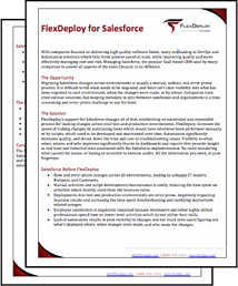 Flexagon - Salesforce