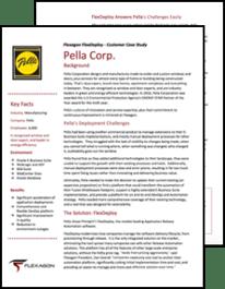Pella Corp Case Study